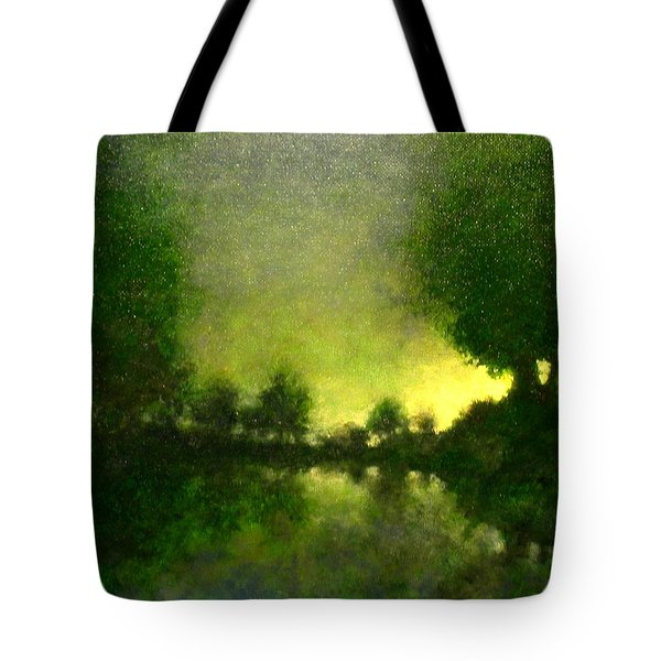 Celestial Place #4 Tote Bag