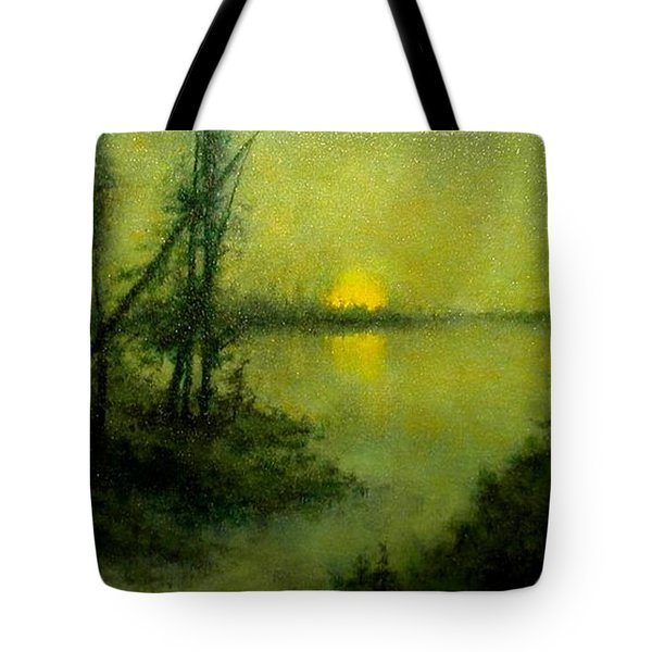 Celestial Place #5 Tote Bag