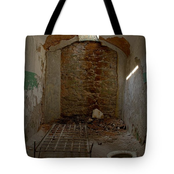 Cell Room Tote Bag