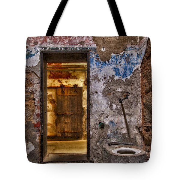 Cell To Cell Tote Bag by Susan Candelario