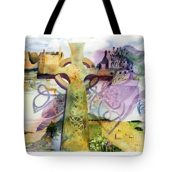 Eat Pray Love Tote Bag