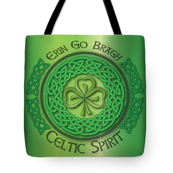 Celtic Spirit Tote Bag