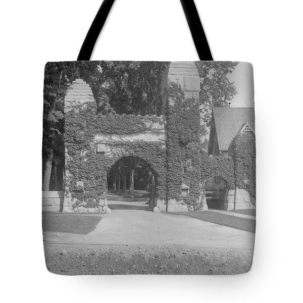 Cemetery Gate  Tote Bag