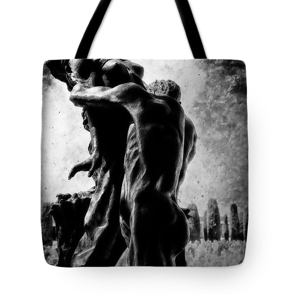 Cemetery Of Verona Tote Bag