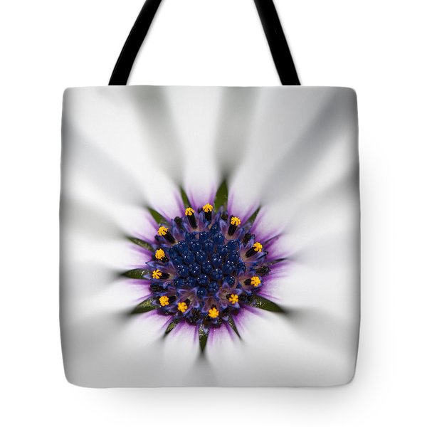 Center Of Life Tote Bag