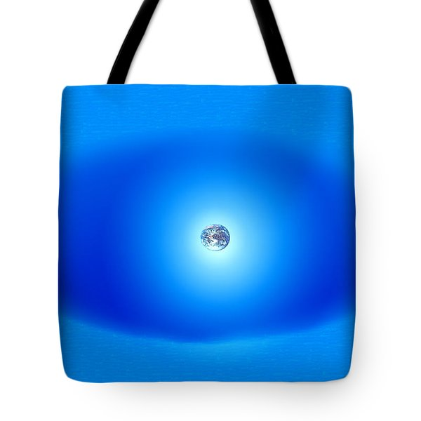 Center Of The Eye Tote Bag