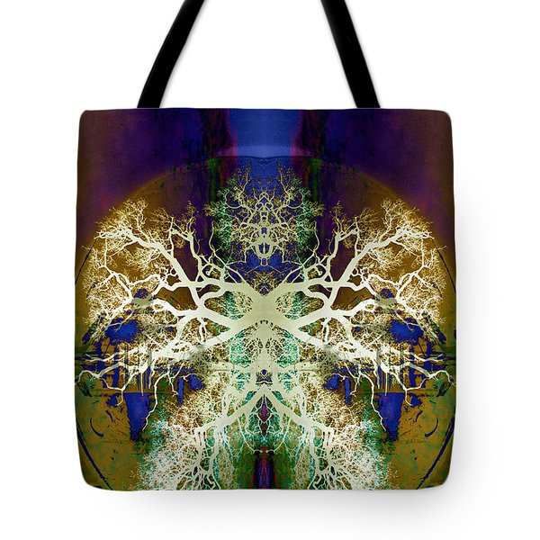 Center Of The Universe Tote Bag by Jan Amiss Photography