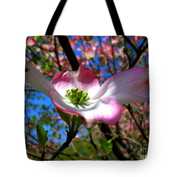 Center Stage Tote Bag by Patti Whitten