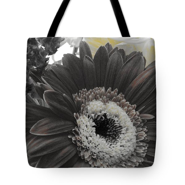 Tote Bag featuring the photograph Centerpiece by Photographic Arts And Design Studio
