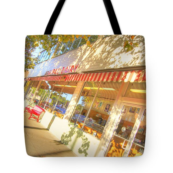 Central Dairy Tote Bag