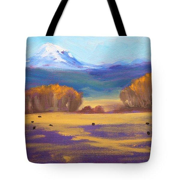 Central Oregon Tote Bag