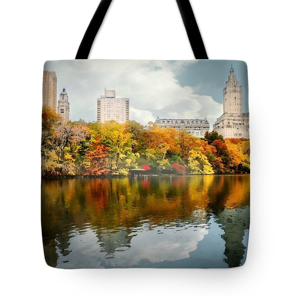 Central Park #1 Tote Bag by Diana Angstadt