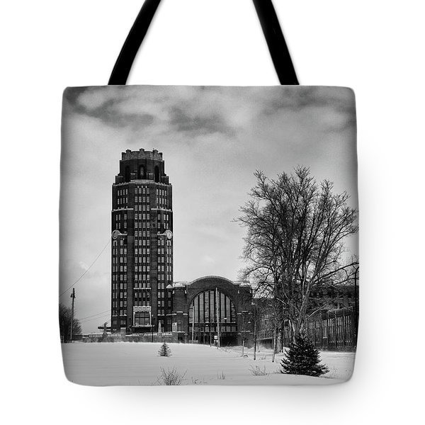 Central Terminal 4431 Tote Bag