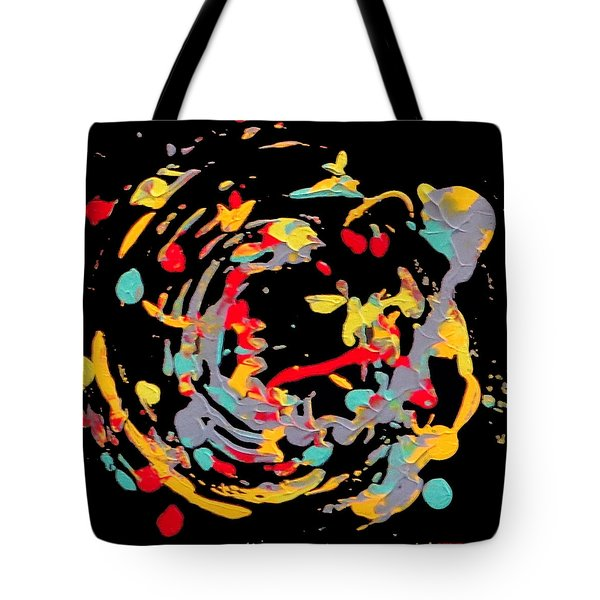 Centre Ring Tote Bag