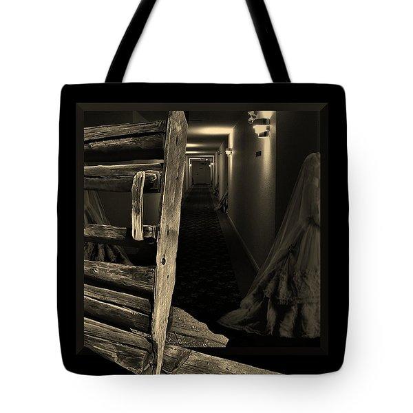 Centuries Of Memories Tote Bag by Barbara St Jean