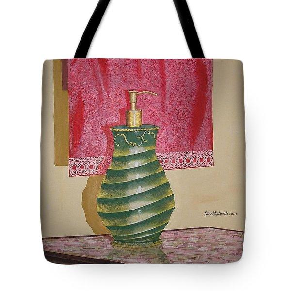 Cepellin Tote Bag