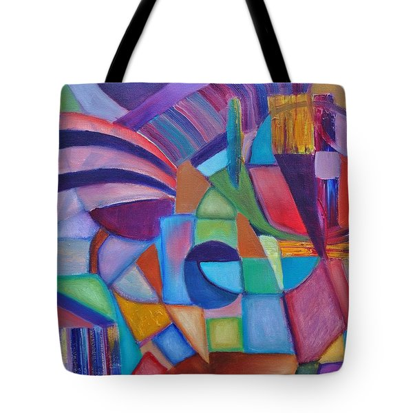 Cerebral Decor # 2 Tote Bag