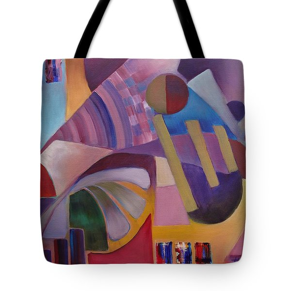 Cerebral Decor Tote Bag