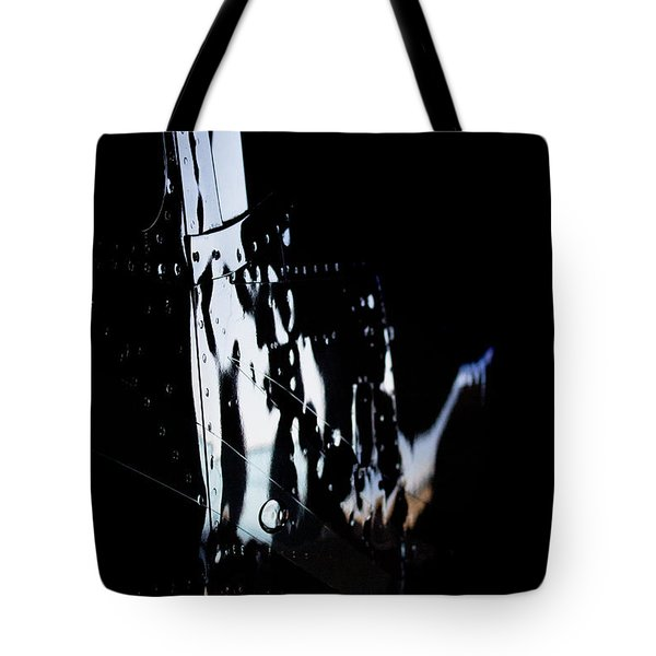 Cessna Reflection Tote Bag by Paul Job