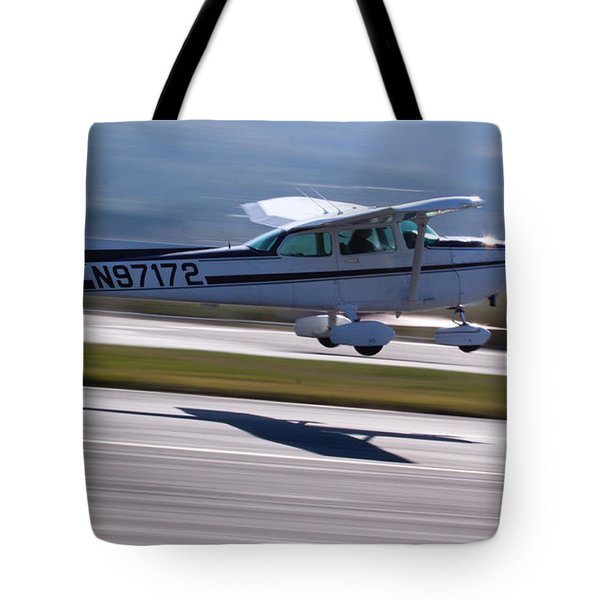 Cessna Takeoff Tote Bag