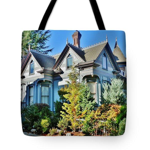 C'est La Vie Tote Bag by VLee Watson