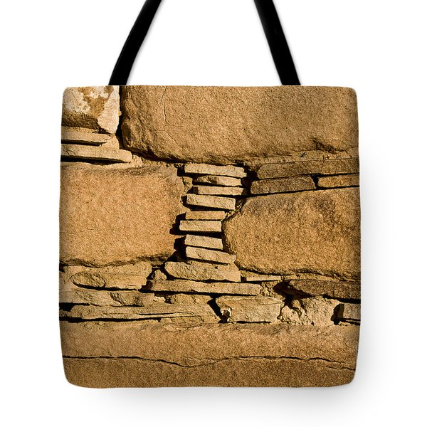Chaco Bricks Tote Bag by Steven Ralser