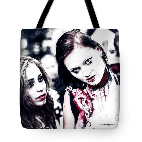 Chain Of Disaster Tote Bag
