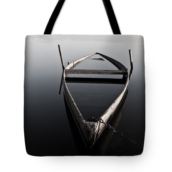Chained In Time Tote Bag