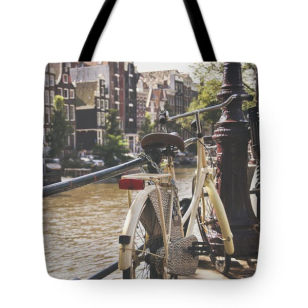 Chained Melody Tote Bag