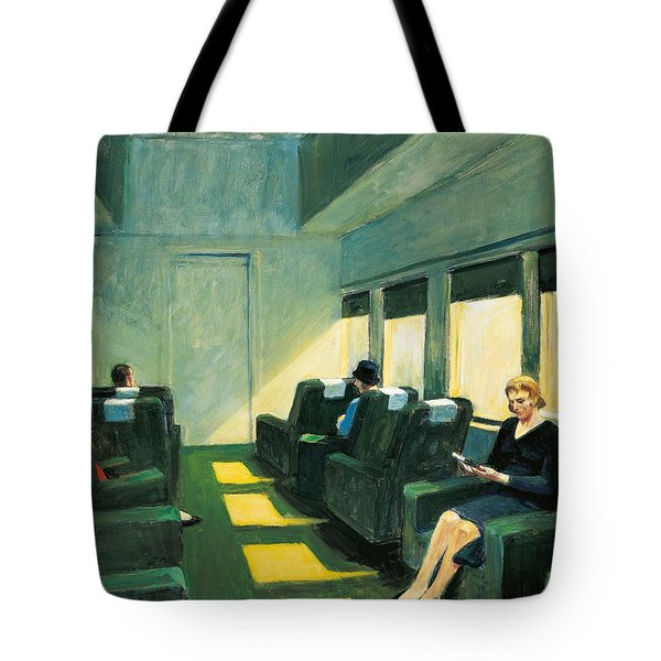 Chair Car Tote Bag