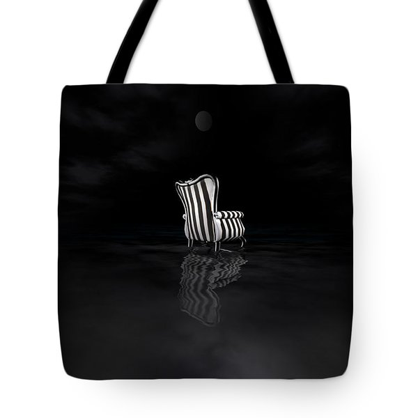 Chair Tote Bag