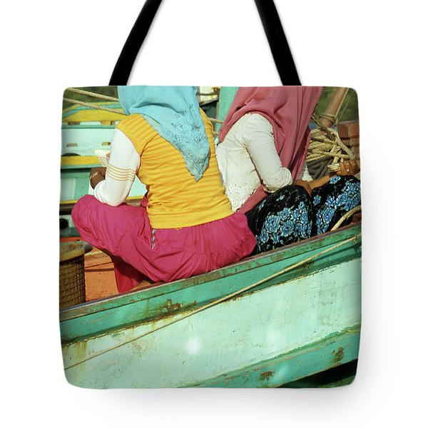 Cham Women Tote Bag