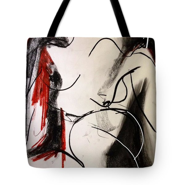 Chameleon Tote Bag by Helen Syron