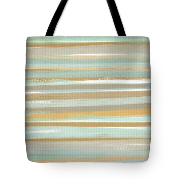 Champagne And Gold Tote Bag by Lourry Legarde