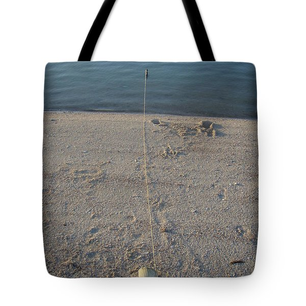 Tote Bag featuring the photograph Champagne Chillin by Robert Nickologianis