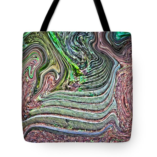 Chance Tote Bag by Nick David