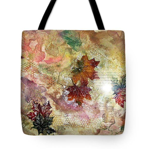 Change In You II Tote Bag