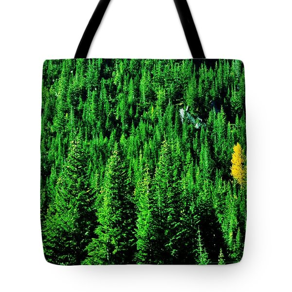 Change Is Good Tote Bag by Benjamin Yeager