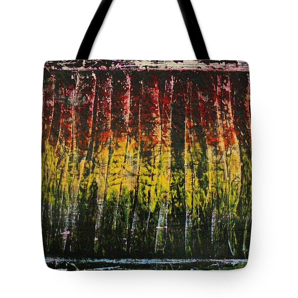 Change Is Good Tote Bag by Michael Cross