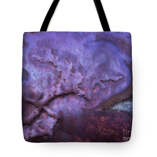 Change Of Heart Abstract Tote Bag by Lee Craig