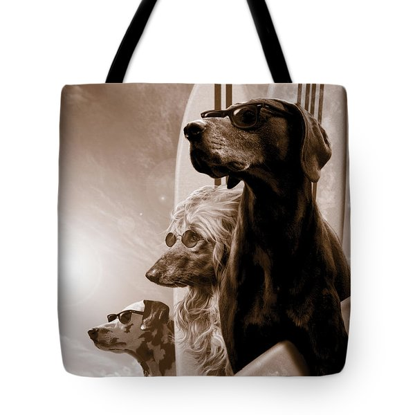 Changes Tote Bag by Garry Walton