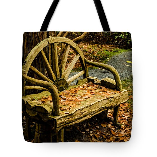 Changing Of The Seasons Tote Bag