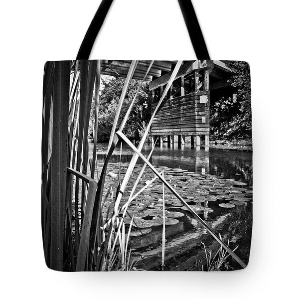 Channel Tote Bag by Adria Trail