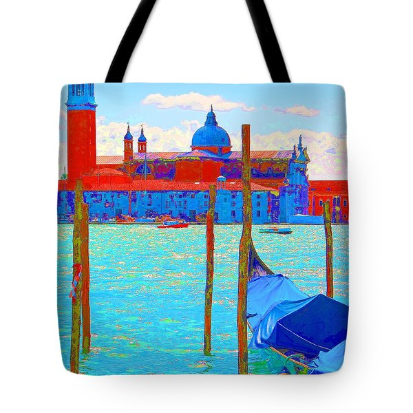 Channeling Matisse   Tote Bag by Ira Shander