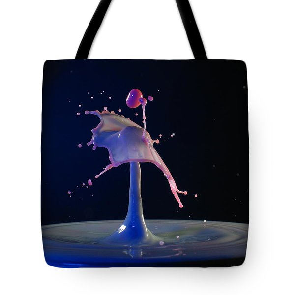 Tote Bag featuring the photograph Chaos by Kevin Desrosiers
