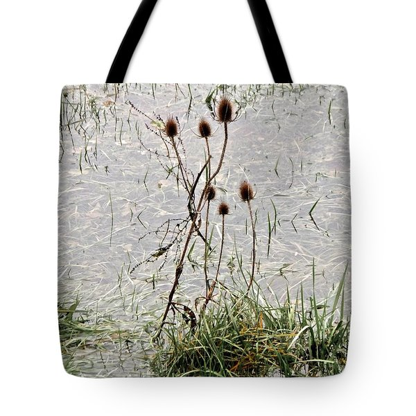 Chardons Trempes Tote Bag