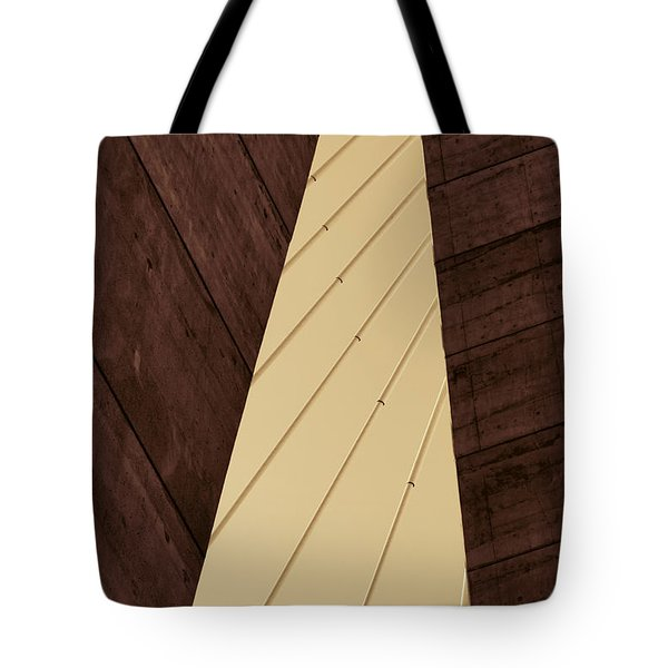Charleston Bridge Abstract Tote Bag