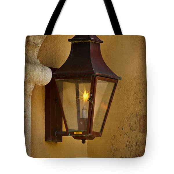 Charleston Carriage Light Tote Bag