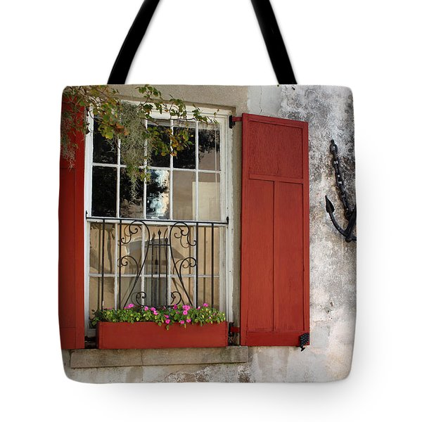Charleston French Quarter II Tote Bag