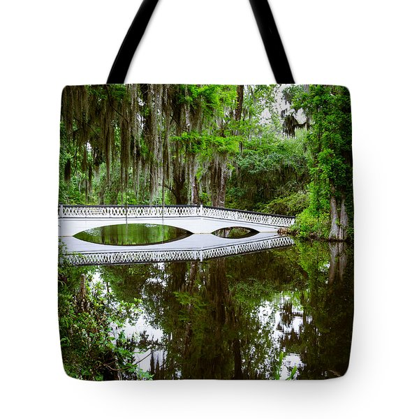 Charleston Sc Bridge Tote Bag